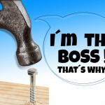 Im the boss hammer-895666_1920
